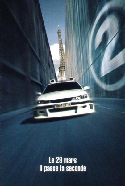Taxi 2 (2000) French BluRay 1080p DTS x264-CHD