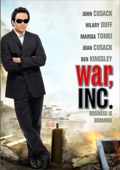 War, Inc (2008) 720p BluRay x264-iNFAMOUS