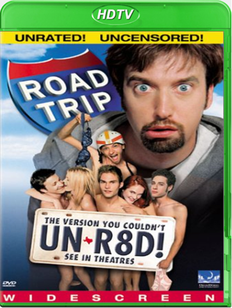 Road Trip UNRATED 2000 720p HDTV x264-DNL
