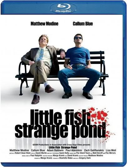Little Fish, Strange Pond (2009) 720p BluRay DTS x264-DNL