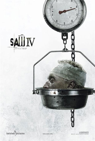 Saw IV 2007 BluRay 1080p DTS x264-CtrlHD