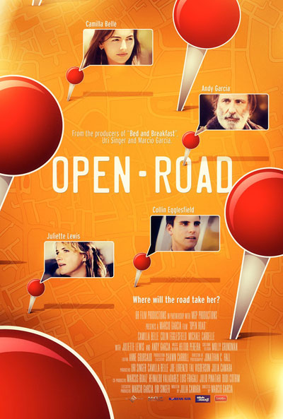 Open Road 2012 720p BluRay DTS x264-EbP
