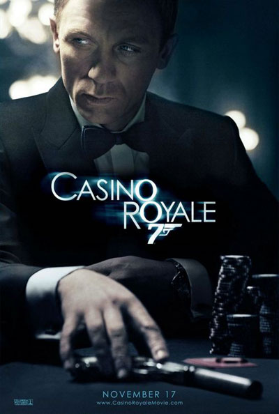 Casino Royale UnCut 2006 BluRay 1080p DTS x264-ESiR