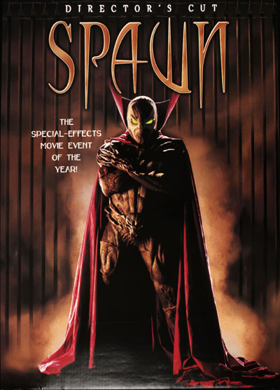 Spawn 1997 DC 720p BluRay DTS x264 HD4U [re-upload]