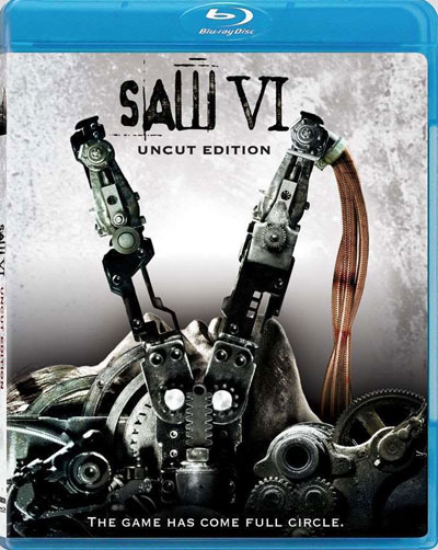 Saw VI 2009 1080p Bluray x264 DTS-HDChina