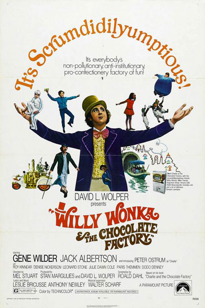 Willy Wonka and the Chocolate Factory 1971 BluRay 1080p DTS x264-FTW-HD