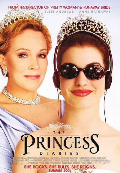 The Princess Diaries 2001 720p BluRay DTS x264-PSYCHD