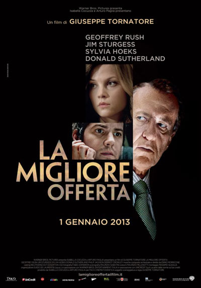 The Best Offer AKA La migliore offerta 2013 1080p BluRay DD5.1 x264-EA