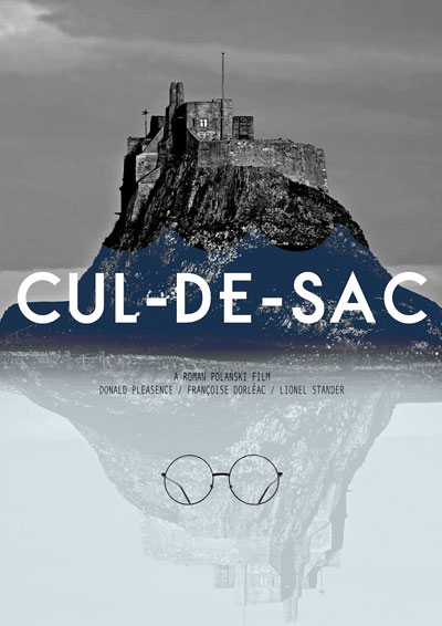 Cul-de-sac 1966 720p BluRay FLAC1.0 x264-DON [Request]
