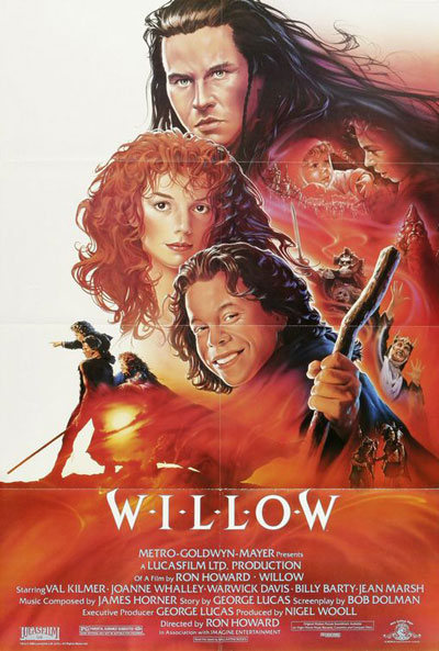 Willow 1988 1080p BluRay DTS x264-HD4U