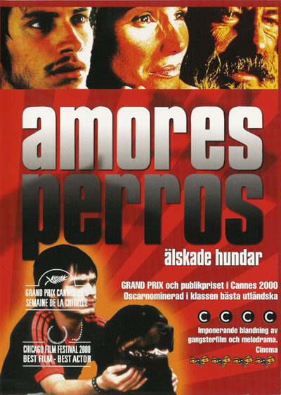 Amores Perros 2000 Spanish BluRay 720p DTS x264-CiNEFiLE