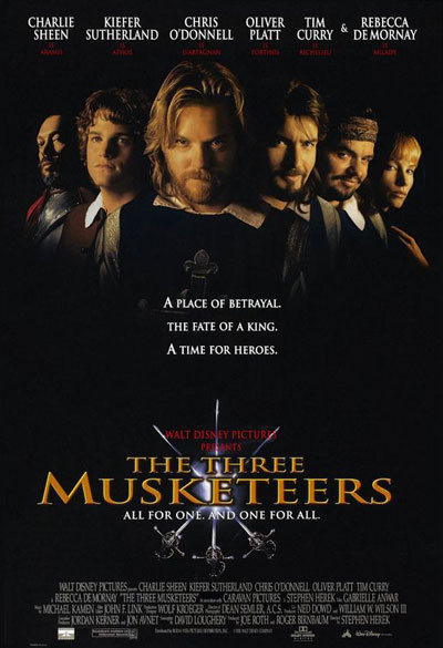 The Three Musketeers 1993 720p WEB-DL DD5.1 H264-FGT