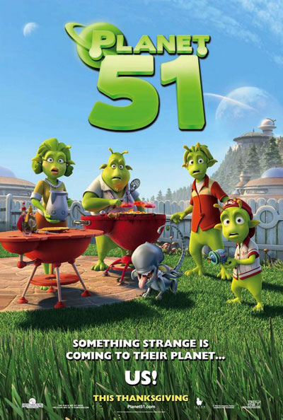 Planet 51 2009 720p Bluray DTS x264-CBGB [Request]