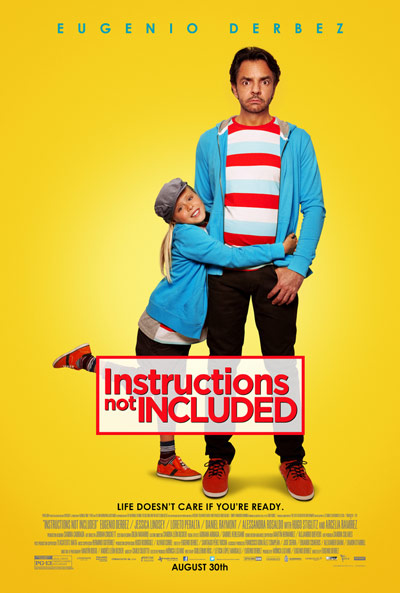 Instructions Not Included AKA No se Aceptan Devoluciones 2013 Spanish 720p BluRay DTS x264-GECKOS