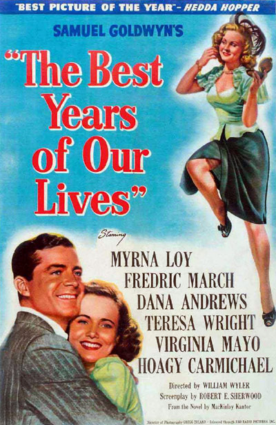 The Best Years Of Our Lives 1946 1080p BluRay DTS x264-HD4U