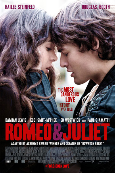 Romeo and Juliet 2013 1080p Bluray REMUX AVC DTS-HD MA 5.1 - HDB