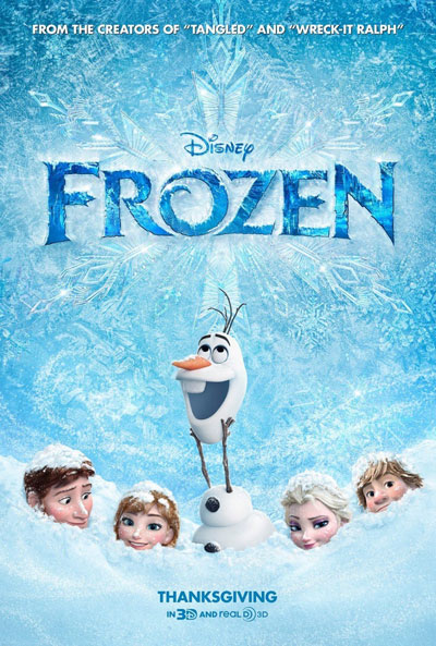 Frozen 2013 1080p BluRay DTS x264-CHD