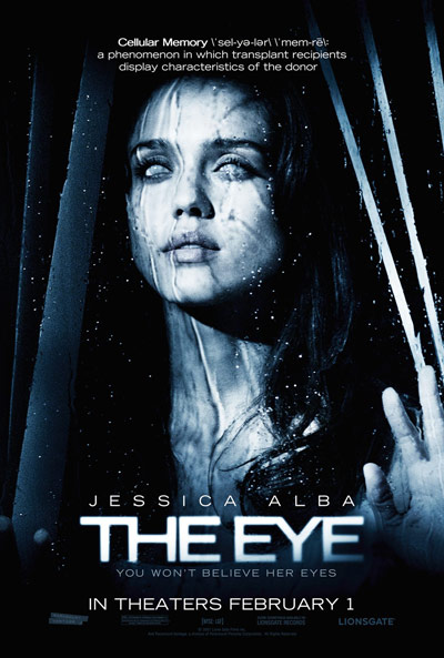 The Eye 2008 1080p BluRay DTS x264-CULTHD