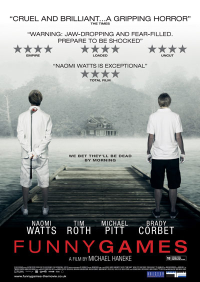 Funny Games 2007 720p BluRay DTS x264-SiNNERS