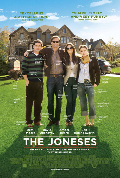 The Joneses 2009 BluRay 1080p DTS x264-CHD