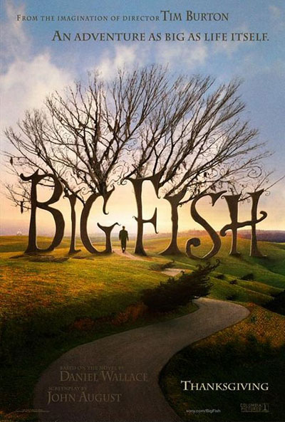 Big Fish 2003 720p BluRay DD5.1 x264-CRiSC