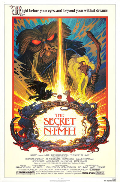 The Secret Of NIMH 1982 1080p BluRay FLAC2.0 x264-F00D