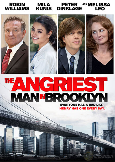 The Angriest Man in Brooklyn 2014 BluRay REMUX 1080p AVC DTS-HD MA 5.1-BitHD