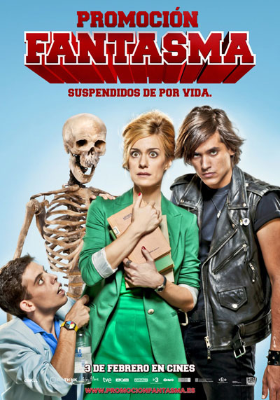 Ghost Graduation aka Promoción fantasma 2012 Spanish 720p BluRay DD5.1 x264-VietHD