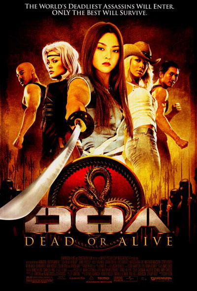 DOA Dead or Alive 2006 720p BluRay DD5.1 x264-iNFAMOUS