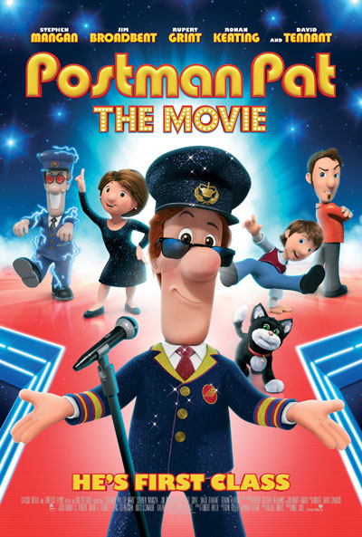 Postman Pat The Movie 2014 720p BluRay DTS x264-HAiDEAF