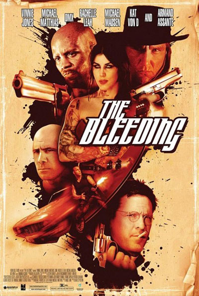 The Bleeding 2009 720p BluRay DTS x264-iFPD