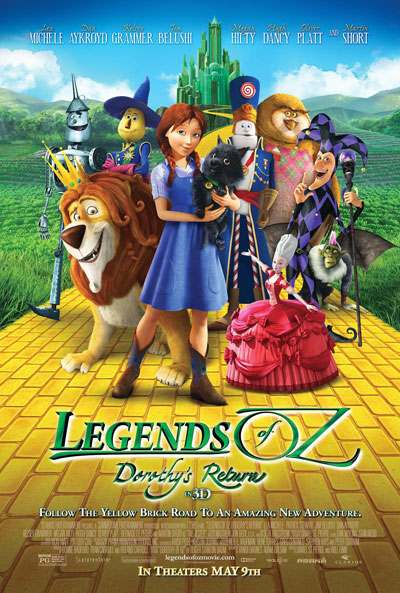 Legends Of Oz Dorothys Return 2013 1080p BluRay DTS x264-BLOW