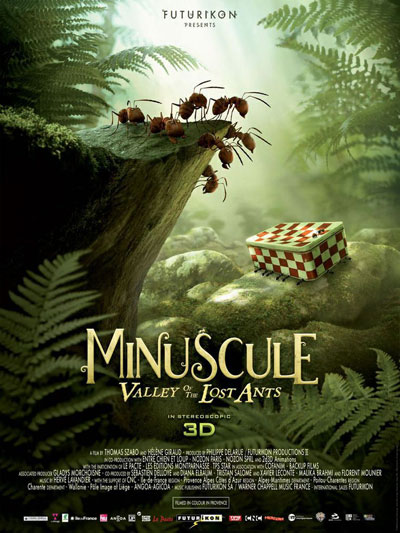Minuscule The Valley Of The Lost Ants 2013 720p BluRay DTS x264-PFa
