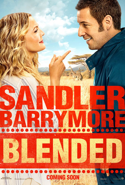 Blended 2014 720p BluRay DTS x264-SPARKS