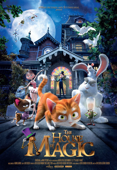 The House of Magic 2013 720p BluRay DD5.1 x264-HDAccess