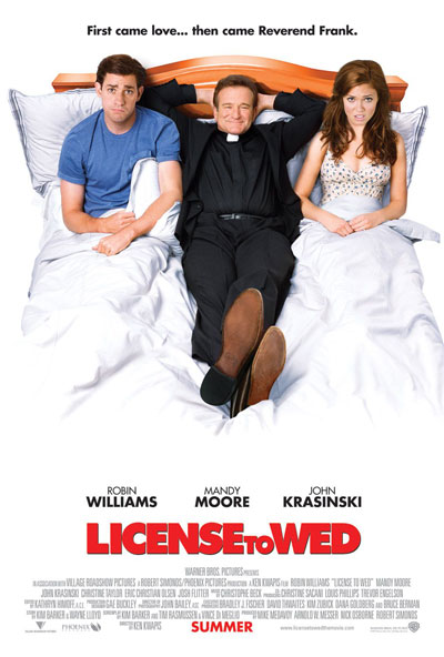 License to Wed 2007 BluRay 720p DTS x264-MySilu