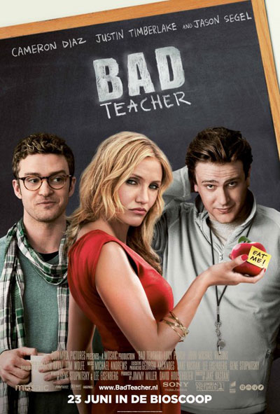 Bad Teacher 2011 BluRay 1080p DTS x264-CHD [re-upload]