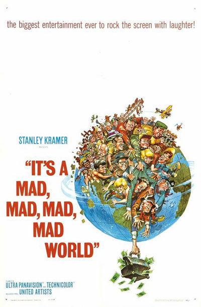 Its a Mad Mad Mad Mad World 1963 720p BluRay DTS x264-CRiSC