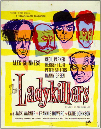 The Ladykillers 1955 720p BluRay DTS x264-ESiR