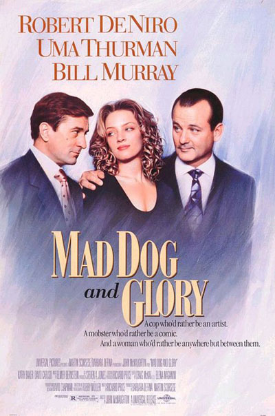 Mad Dog and Glory 1993 720p BluRay DTS x264-AMIABLE