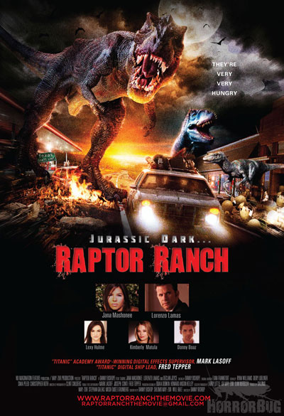 Raptor Ranch 2013 720p Bluray DTS x264-EVO