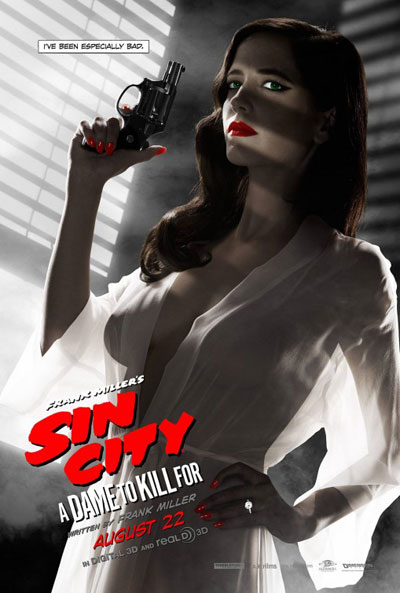 Sin City A Dame to Kill For 2014 1080p 3D BluRay Half-SBS DTS x264-ThD