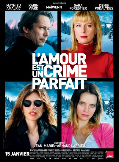 Love is the Perfect Crime aka Lamour est un crime parfait 2013 French 720p BluRay DTS x264-RedBlade