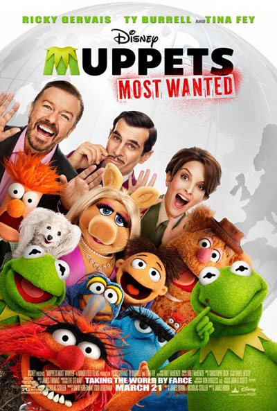 Muppets Most Wanted 2014 BluRay 1080p DTS x264-CHD [re-upload]