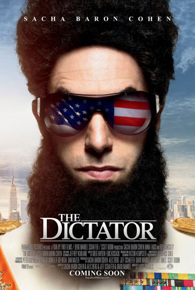 The Dictator 2012 720p BluRay DTS x264-beAst