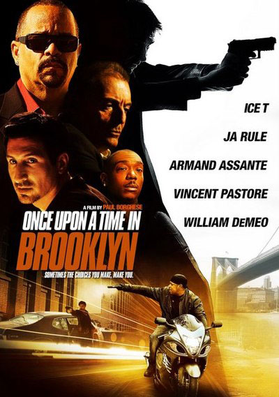 Once Upon A Time In Brooklyn 2013 1080p BluRay DTS x264-iFPD