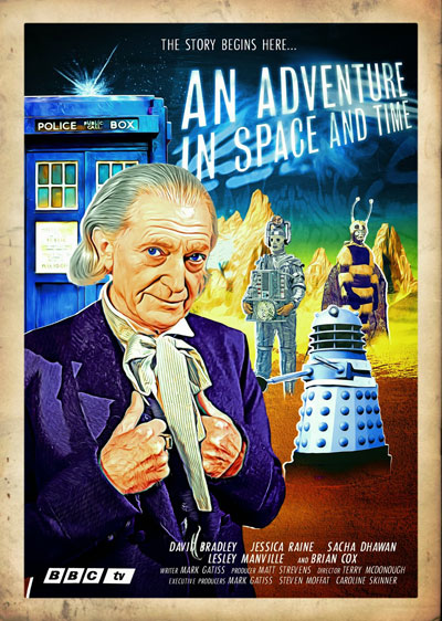 Doctor Who An Adventure in Space and Time 2013 720p BluRay DTS x264-SADPANDA