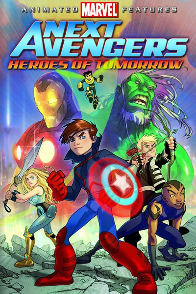 Next Avengers Heroes Of Tomorrow 2008 BluRay 720p DTS x264-CHD