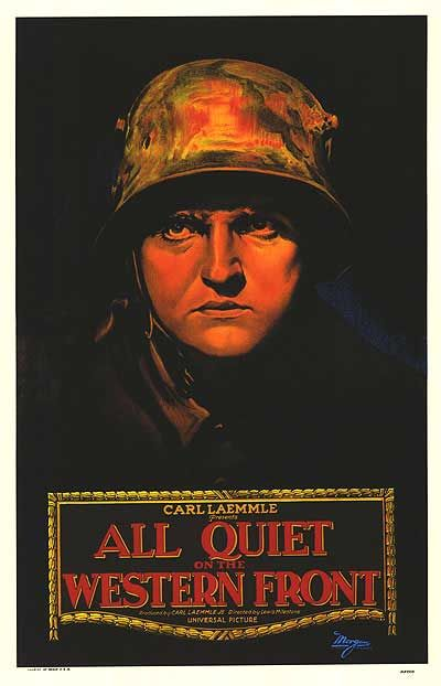 All Quiet on the Western Front 1930 1080p BluRay DTS x264-FoRM