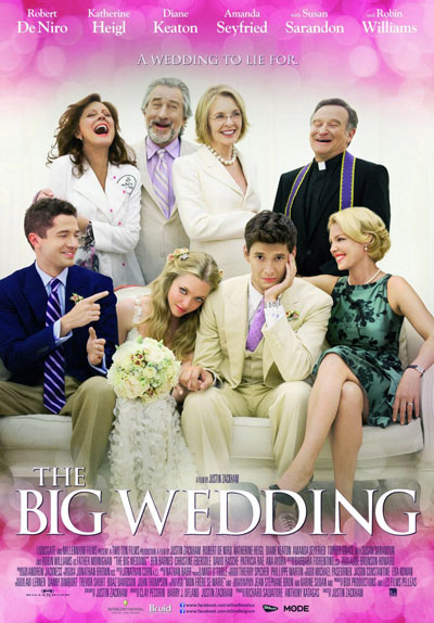 The Big Wedding 2013 720p BluRay DD5.1 x264-EbP